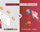 Compare features of contact database software