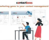 Finding marketing gems in your contact management database